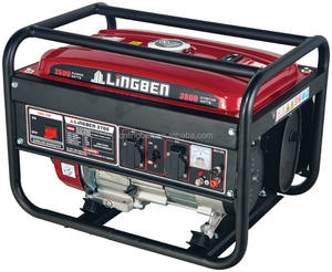 Lingben China 2000 watt Power König Benzin-generator 168f 1