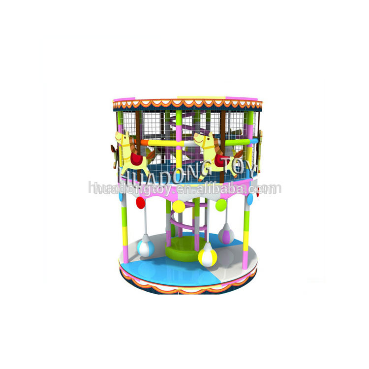 Professionale commerciale Bambini Indoor Soft Play Giochi Impertinente Castello di Vendita