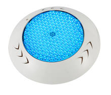 Resin filled LED Swimming /LED Pool Light Underwater Light completely waterproof 18W, 100% waterproof, for concrete pools