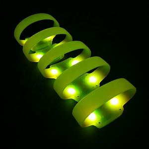 Pulsera led control remoto pulsera led multizona dmx