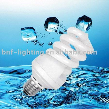 T4 Full Spiral cfl energy savers lamp cfl light and lighting lamp