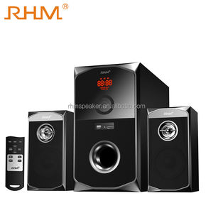 30 W subwoofer professionele vervaardiging 2.1 multimedia speaker 5.25