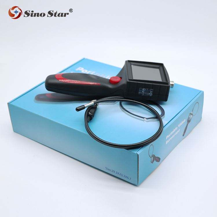 Alldata auto motor diagnostic tool video borescope voertuig diagnostische machine voor alle auto's