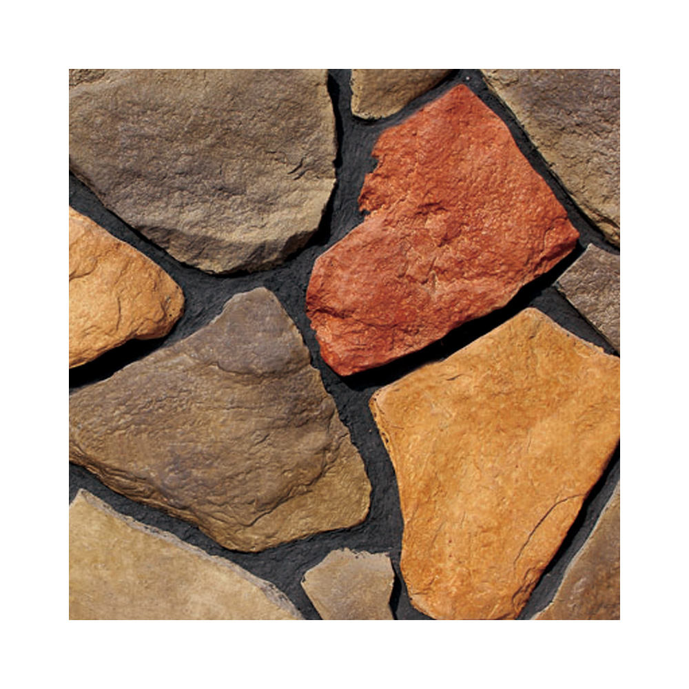 old fieldstone artificial stone wall tiles panel country stone exterior siding cladding 3d faux stone wall siding for fireplace