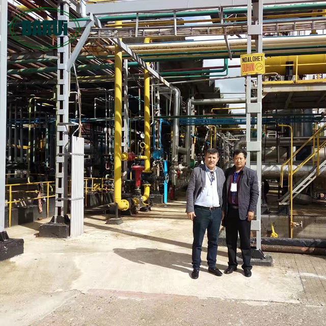National standard large scale crude oil modular refinery plant based petroleum industry