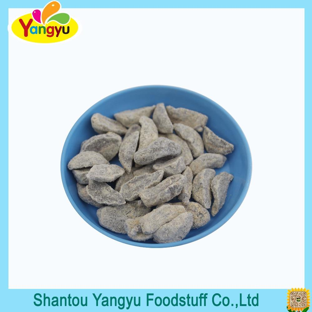 Best selling snow plum dried betelnut plum with powder