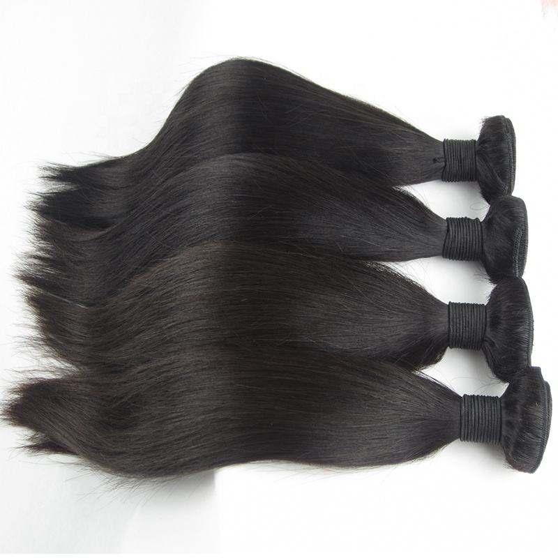 Large Stock Virgin Cuticle Unprocessed Wholesale brazilian hair weave Alibaba china