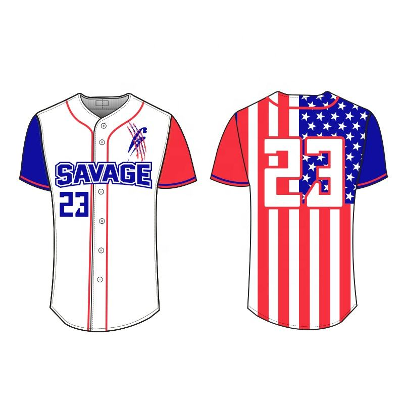 Top quality custom sublimation baseball jersey,fast turnaround
