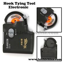 Hook Tying Tools Electric fishing Hook Tier