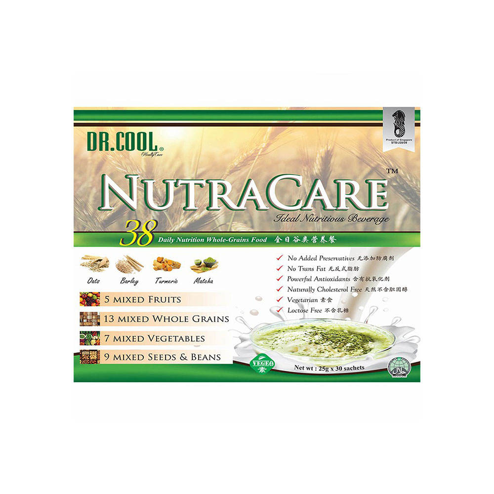 Hot Sale Healthy Natural Dr Cool Nutracare Health Meal Supplement