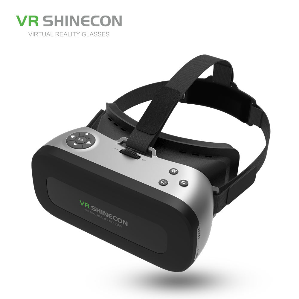 VR headset New arrival! 8 Cores 2.0GHz Virtual Reality 3D glasses VR all in one