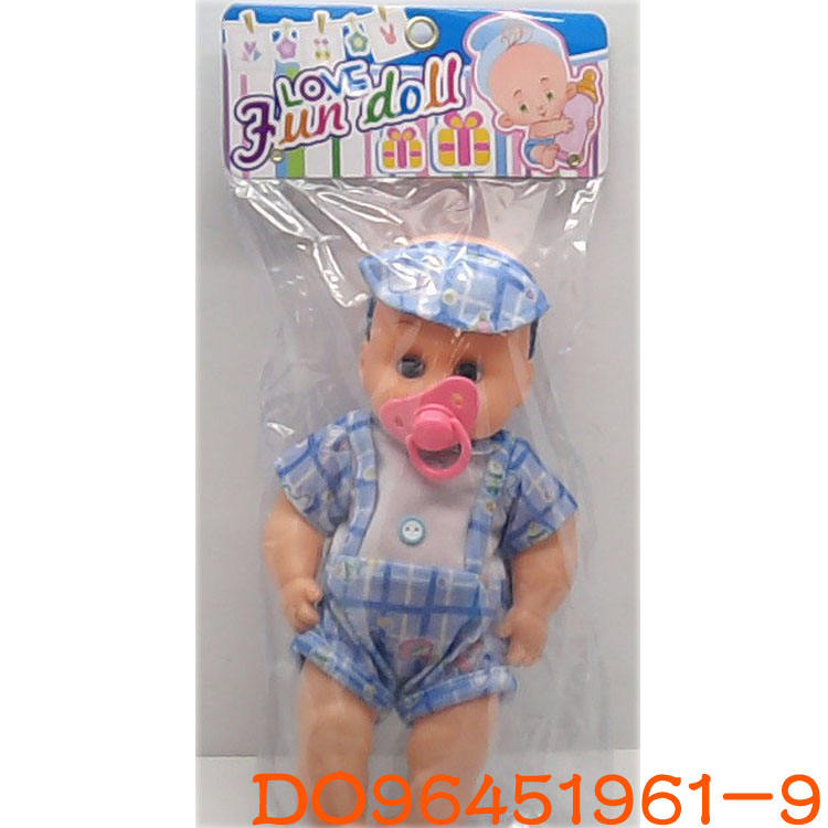Plastic beautiful 14 inch reborn baby Doll with IC Baba,Mama,laughing,crying