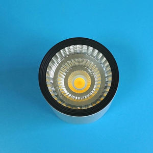 SAA CE disesuaikan pameran 20 w cob dimmable led spotlight dimmable cob led spot light