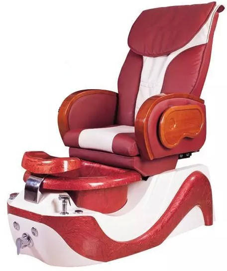 2019 GUANGZHOU CHINA Hot selling leisure manicure pedicure chair with pipeless whirlpool system