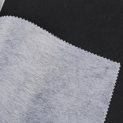 60g polyester non woven fusible interfacing interlining fabric