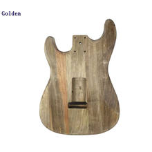 ST Electric Guitar Body Unfinished for Strat Guitar