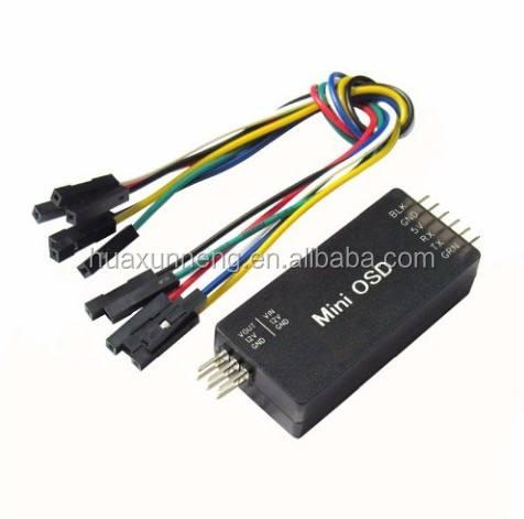 Power Module APM2.8 Flight Controller OSD NEO-7M GPS 3DR 433Mhz Telemetry