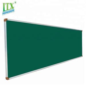 120X300 cm Custom made school classroom teaching chalk board,magnetic green board