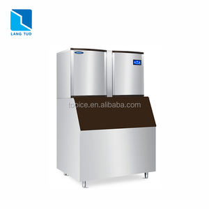 1000kg per day refrigeration equipment industrial ice maker machines ice making machine ice maker LB2200T