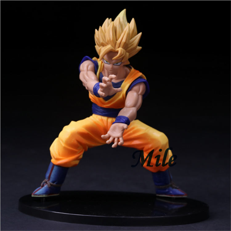 Hot koop Dragon Ball Z Kamehameha Wave Zoon Goku Action Figure