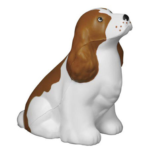 Hot sale high quality sand cheap dog stress ball from China