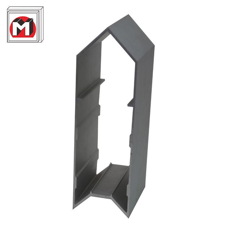 OEM и ODM высокое качество 6063 t5 экструзионных промышленных алюминиевый профиль наружной стены