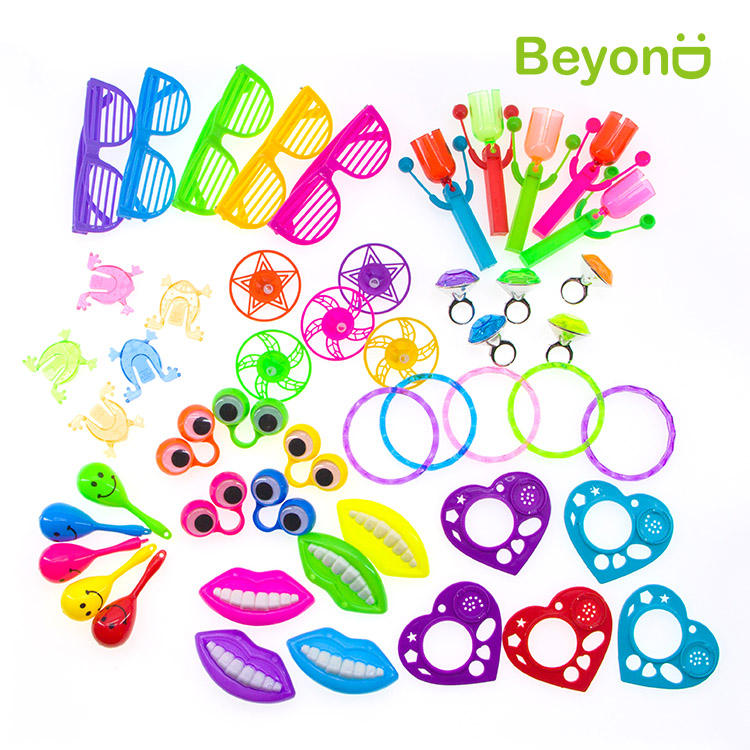 Stock 50Pcs Party Favor Assorted Toys For Kids - Girl