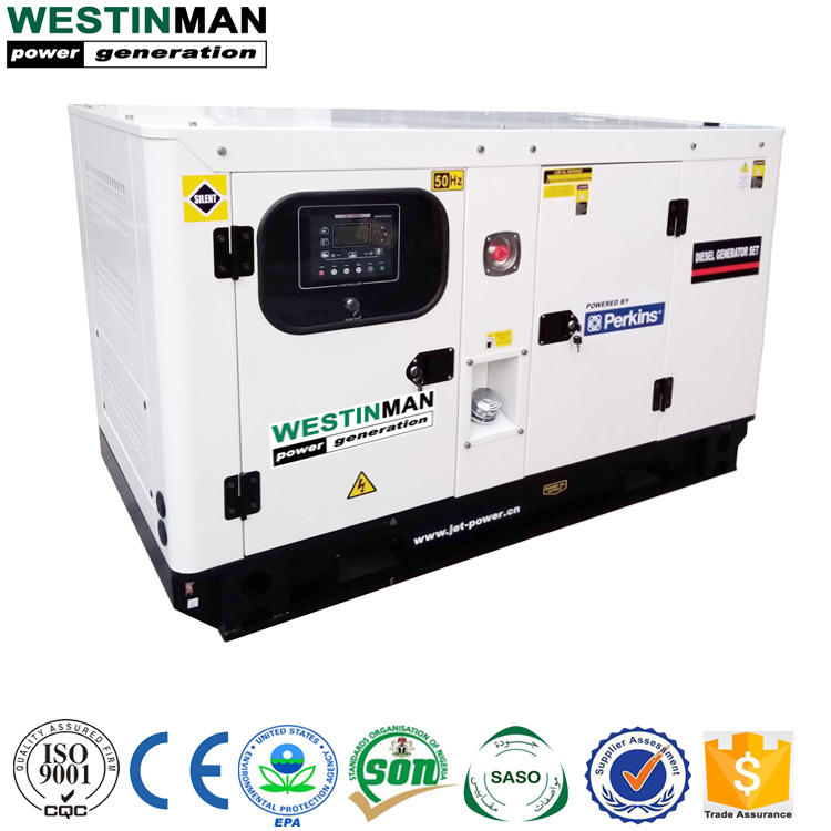 Used Generator Good Condition Dynamo 10KVASilent 20KVA Container 30KVA Mobile 50KVA Trailer Second Hand Diesel Generator