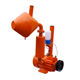 Air suck & blow specification milking machine rotary vane suction air mini vacuum pump with price