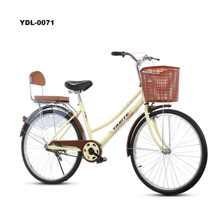 26 inch lady bike China stad dames fiets stadsfiets
