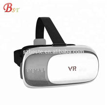 Virtual Reality 2.0 headset fit for 3.5'' to 6'' cellphones