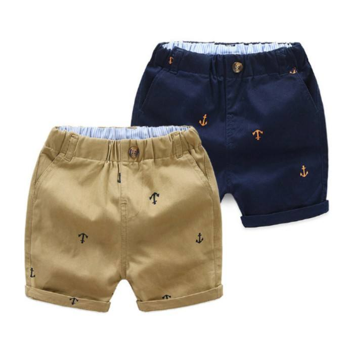 Children Pants Kids Summer Trousers For Baby Boys Loose Shorts Y10696