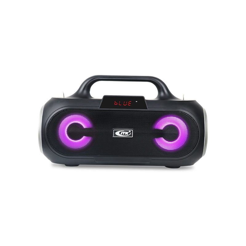 OEM ODM trolley portable bluetooth speaker with fm radio