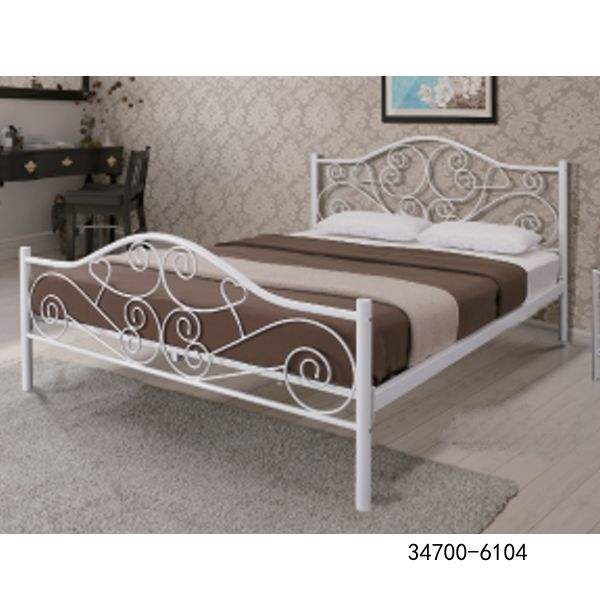 High quality good price Iron Bed cheap folding bed 34700-6104