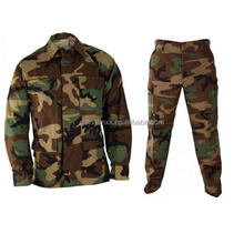 T/C ripstop camouflage clothing military arny uniform