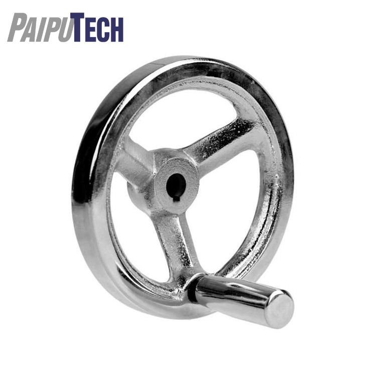 OEM Customized Cast Iron Hand Wheel for Machine