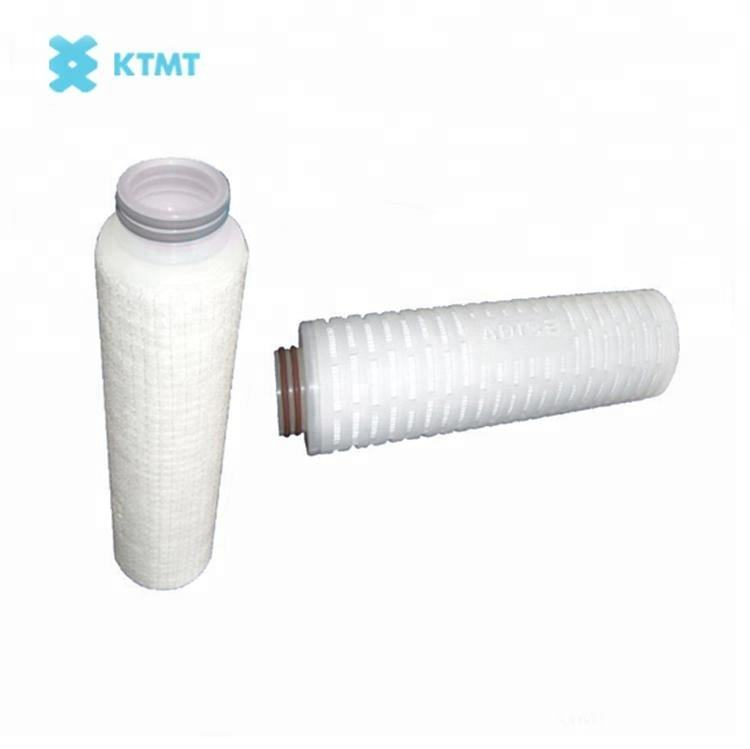 Tianjin pp millipore membran filter/plissee filter patrone mit 0,22 mikron
