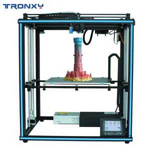 TRONXY X5SA Stable 3d printing machine Dual Z axis Ultra-quiet driver 330*330*400mm DIY Large 3d printer