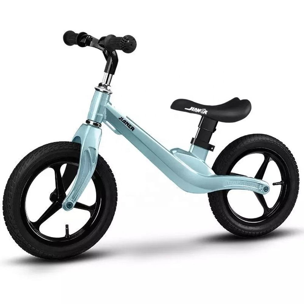 Directly from Factory Safety Magnesium Alloy Frame EVA Tire Kids Running Balance Bike
