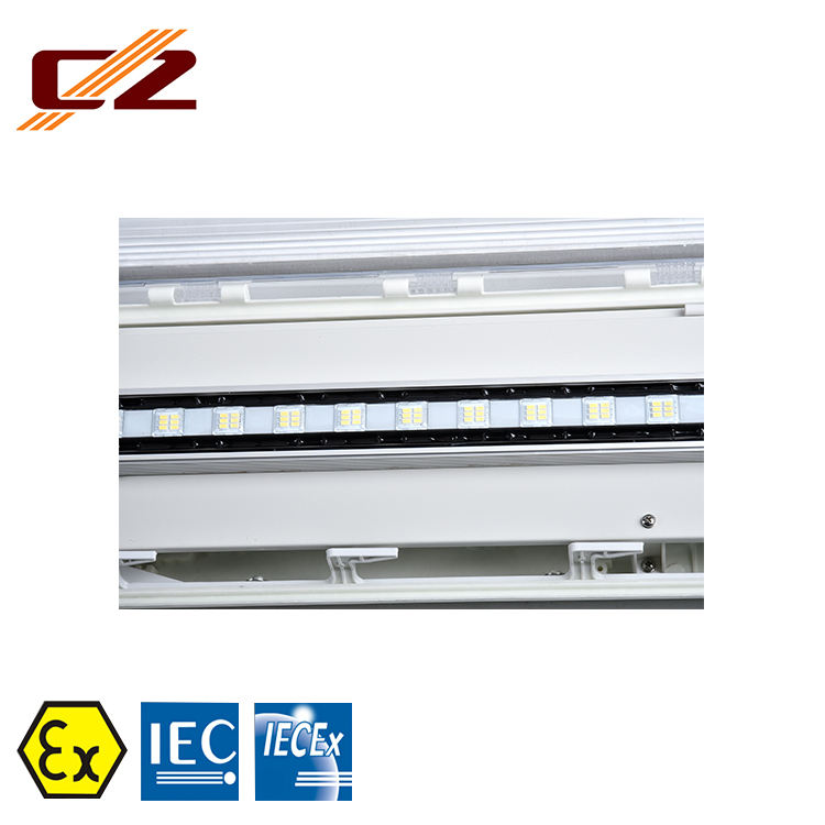 alibaba china explosion proof double fluorescent light fixture t8 with 3 years warranty
