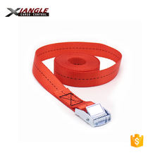 1 inch Cam Buckle Tie Down with cam buckle fastener cargo tie down straps for trucks