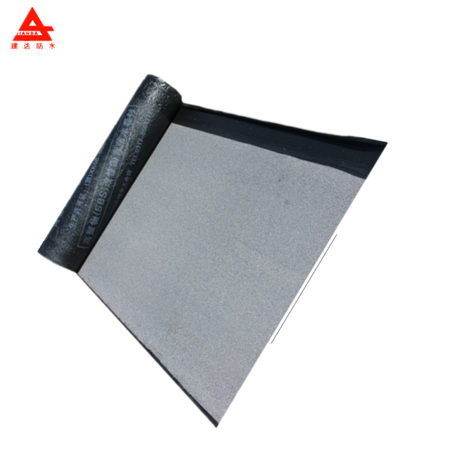 heat resistant torched on 3mm polyester felt sbs modified bituminous waterproofing membrane