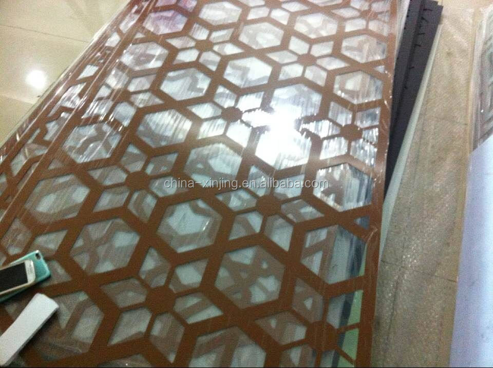 CNC cutting panel special design panel
