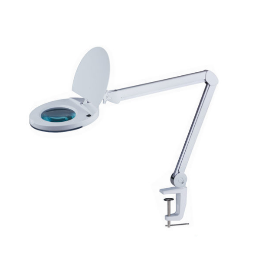 Table Desk Clamp Mount MagnifyingランプOptical Glass LED Magnifying Lamp BM-6025-8
