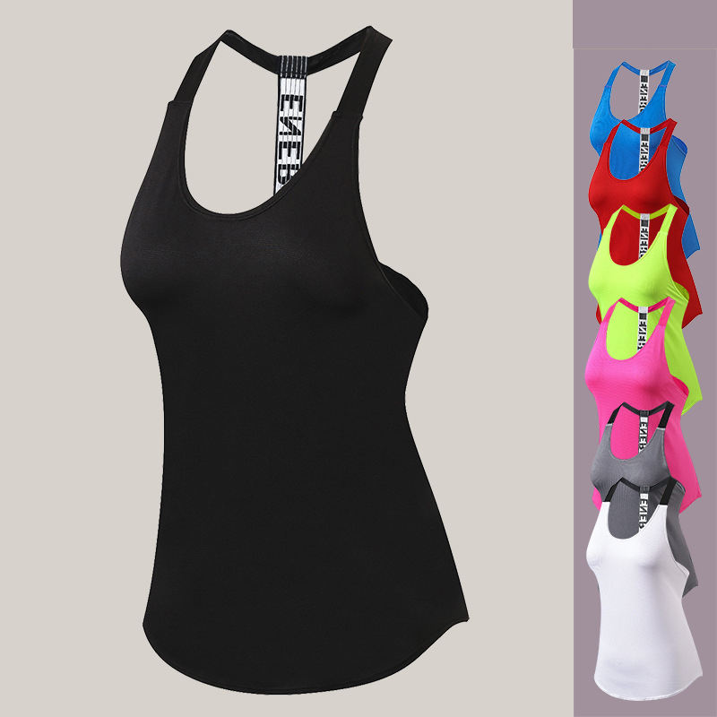 latest fancy tops gym products girls white women raceback singlets tanktops weight vest ladies tank tops mens vest