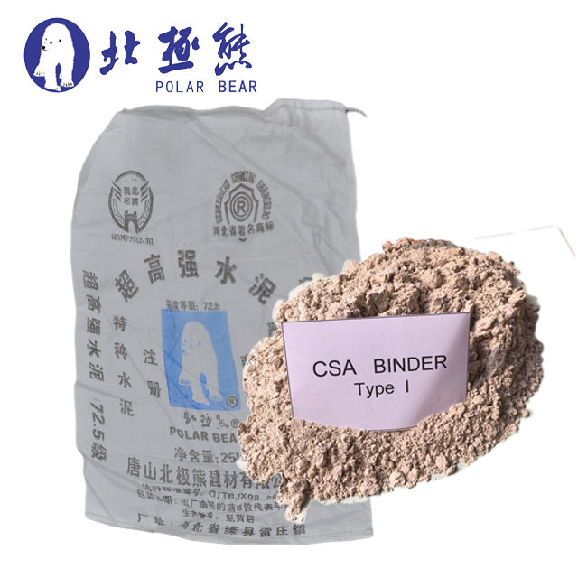 China Cement Price CSA binder/Cement Clinker