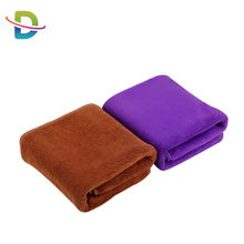 factory price hot sale strong water absorbency microfiber towel car cleaning for 4S shop