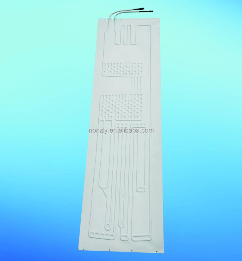 plate evaporator for refrigerator parts