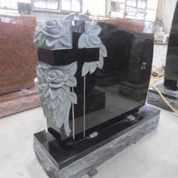High Quality China Black Granite Monument Modern Tombstone Designs Cheap Tombstone Prices