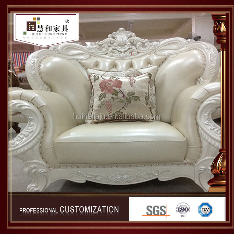 Customized New Style Furniture Chesterfield Modern Sofa Leather,Grey Leather Sofa Guangzhou